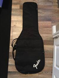 black Fender guitar case Thousand Oaks, 91320