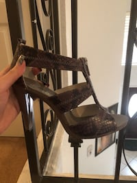 Michael Kors  shoes size 8. I only wore them a couple of times!
