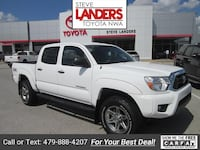 2013 Toyota Tacoma PreRunner Rogers, 72758