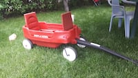 2 in 1 Radio Flyer Wagon Kelowna, V1Y 5V9