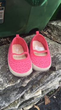 toddler girl red flats Bexley, 43209