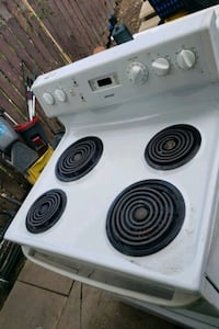 Hotpoint stove oven