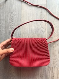 Maroon Red Purse Markham, L6B 1N4