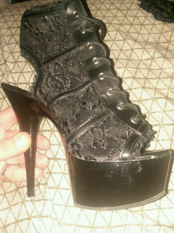 837dfa9db8c Used Pleaser Stilettos lair look very nice for sale in Oklahoma City - letgo