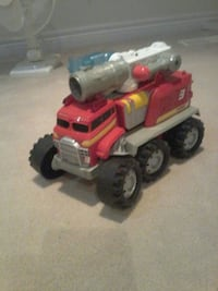 red and gray plastic truck toy Richmond Hill, L4E 4J8