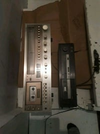 Stereo zenith receiver  plus cassette player London, N5W 2P3