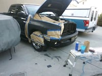 Car painting and metalmwork Vallejo