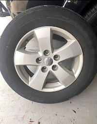 Stock rims for dodge journey  Las Vegas, 89110