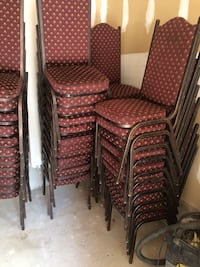 Banquet hall chairs 70 pieces Brampton, L6Z