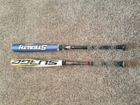 Easton surge and Easton stealth bats Kokomo, 46901