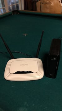 Modem and router Annandale, 22003