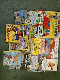 Assorted story books in excellent condition  Alexandria