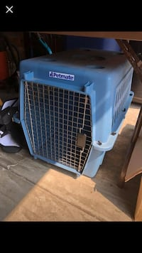 Medium size dog or cat or pet crate Westmont, 60559