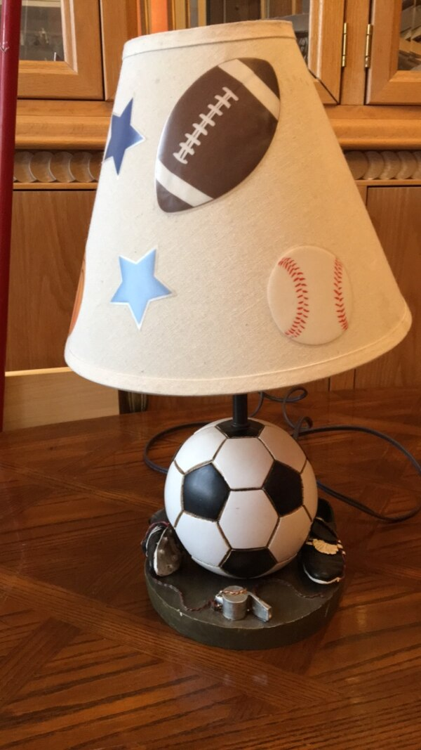 Used Soccer Lamp For Sale In Hillside Letgo