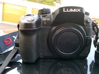 PANASONIC DMC-GH4 LUMIX CAMERA CHARGER AND BATTERY Fairfax