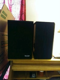 Pair of Bose Speakers Interaudio System Cohoes, 12047