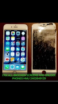 Iphone 4,4s,5,5c,5s,6,6+,6s,6sq+,7,7+,8,8+,x and all samsung phones repairs Laurel, 20708