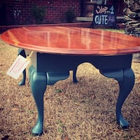 All wood coffee table 454 mi