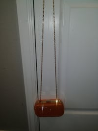 Fall Sequined purse null