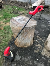 red and black string trimmer Laval, H7W 3A6