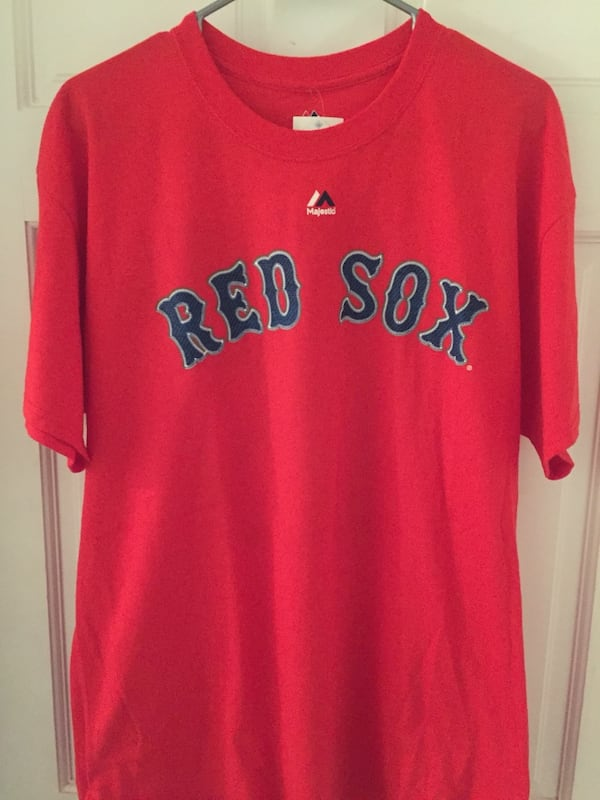 Boston Red Sox Andrew Bennintendi - Size Large T Shirt - New w/ Tags 8c95ae5c-9a52-4bbd-840b-6fafae398492