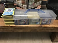 Assorted pokemon trading card collection Ajax, L1Z 0K9