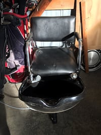 Hairdresser set home setup.  Is dusty but cleans up nice.  Will accept offers Langley, V2Z 2P3