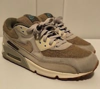 Nike Air Max 90 Crepes Hemp Sz 9 Mineola, 11501