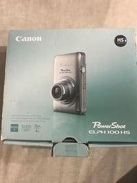 Brand new camera never been used