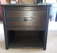 Brand New Solid Wood Night Stand! Chicago