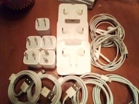 5 APPLE IPHONE EARBUDS&LIGHTNING CHARGERS Las Vegas, 89120