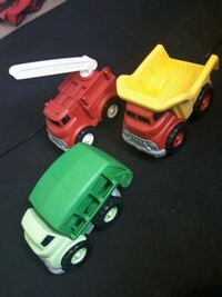toddler's green and yellow plastic toy Los Angeles, 90023