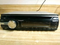 Sony CDX-GT360MP Car stereo Bakersfield, 93307