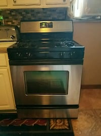blue and black gas range oven St. Louis, 63111