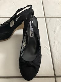 *Ladies Black Wedges $8* Toronto, M1X 1K3