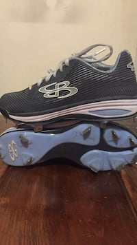 Boombah metal cleats
