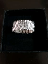Brand new silver ring size 7.5 Mississauga, L5B 3Y1