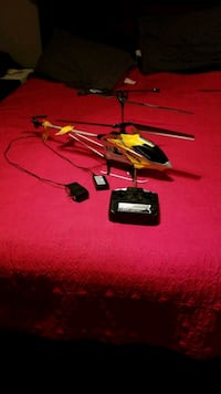 black and green RC helicopter Delhi, 95315