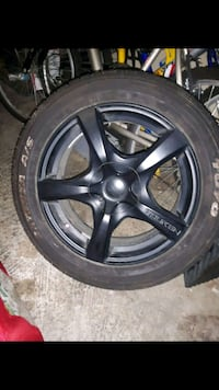 Rims and Tires Vaughan, L4H 2Y9