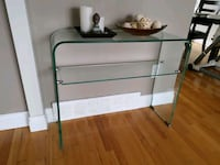 Glass Console table Mobilia Brossard, J4Z 2M9