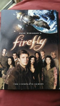 Firefly the complete series Vancouver, V5N 1H3