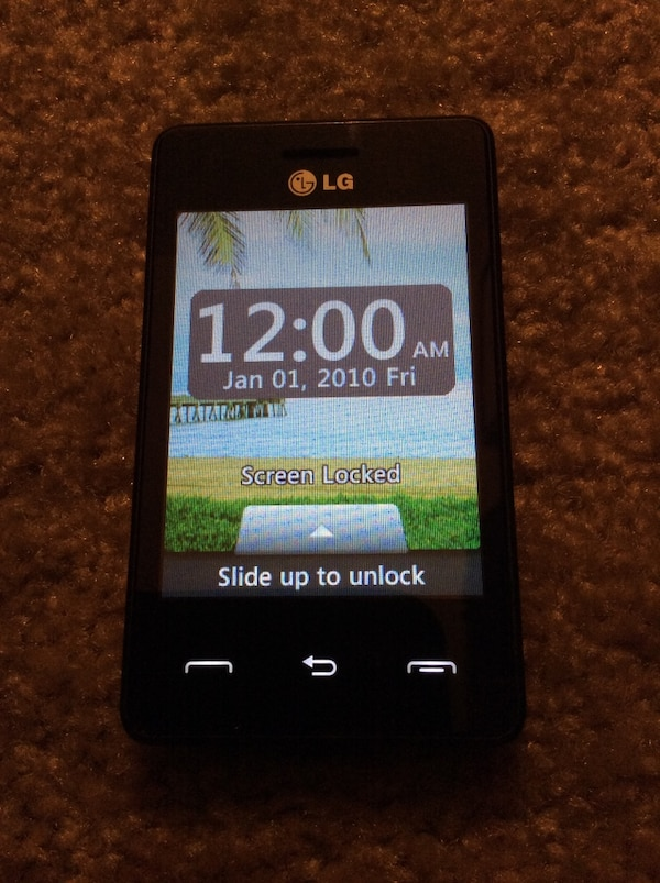 Used Lg 840g tracfone straight talk for sale in Orlando - letgo