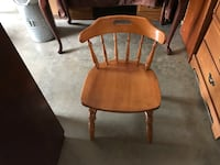 Vintage Chair solid comfortable