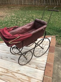 Antique Large Child's Baby Doll Stroller Kannapolis, 28081