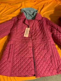 XL (size 16) lightweight girls coat. Never worn. With tags Nicholasville, 40356