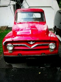 Ford - F-100 - 1955