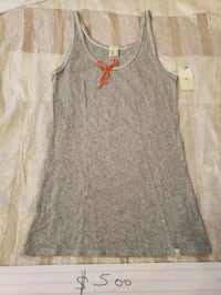 Grey tank and shirt size M Lakeland, 33815
