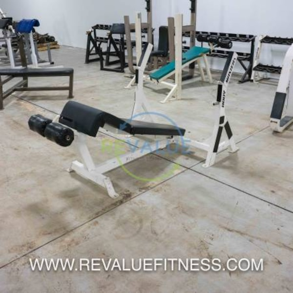 Body Masters Decline Bench Press