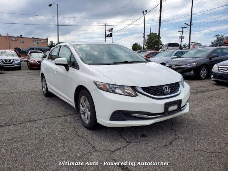 Honda Civic 2015 4