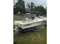 1900cc Maycraft 2009 w/115 hp evinrude saltwater edition. Ask for more pics/ details Alexandria, 22304